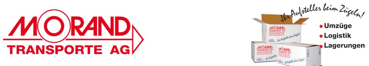 BETA – MORAND Transporte AG Logo